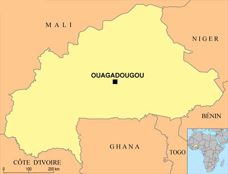 La Renaissance Where Is Ouagadougou